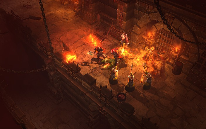 diablo 3 full pc game with crack iso