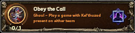 Obey the Call